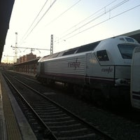 Photo taken at Estación Intermodal de Almería by Marytren on 6/26/2013