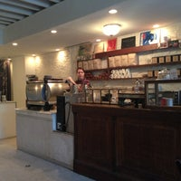 Photo taken at Dolcezza Artisanal Gelato by Louis S. on 10/15/2012