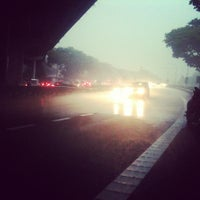 Photo taken at Seletar Flyover by Bart M. on 5/31/2013