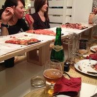 Photo taken at Leos Pizzeria by Alessio on 11/1/2012