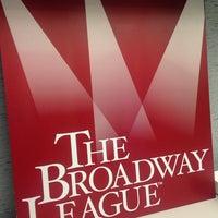 Photo taken at The Broadway League by Kayla K. on 1/2/2014