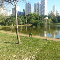 Photo taken at Parque Vaca Brava by . .. on 7/4/2013