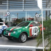 Photo taken at Nissan Autocom by Arturo Z. on 6/7/2014