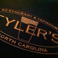 Photo taken at Tyler's Restaurant & Taproom by Johnny on 11/14/2012