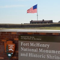 Photo taken at Fort McHenry National Monument and Historic Shrine by The Baltimore Sun on 9/20/2012