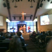 Photo taken at Heritage Church by David L. on 9/30/2012