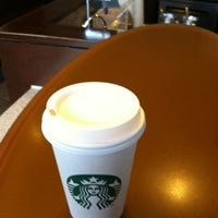 Photo taken at Starbucks by iamBrandon on 1/15/2013