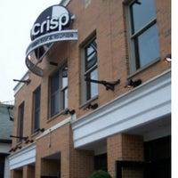 Photo taken at CRISP Pizza Bar & Lounge by Brett H. on 1/15/2012