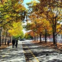 Photo taken at MBTA Davis Square Station by Ryan R. on 10/23/2012
