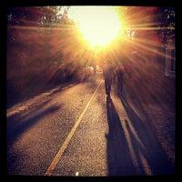 Photo taken at Grove-Cedar Bike Path by Ryan R. on 5/17/2013
