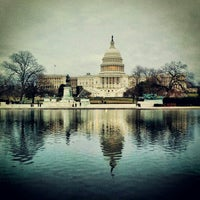 Photo taken at United States Capitol Building by Ryan R. on 1/2/2013