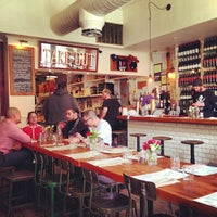 Photo taken at The Meatball Shop by Luis S. on 4/16/2013