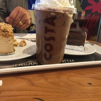Photo taken at Costa Coffee by Panmai P. on 3/14/2015