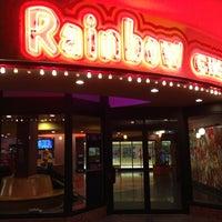 Photo taken at Rainbow Cinemas Market Square by Aaron G. on 12/1/2012