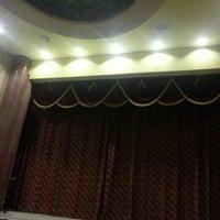 Photo taken at Teatro Social Sección 30 by Rich L. on 11/23/2013