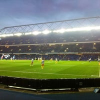 Photo taken at Ibrox Stadium by Stewart G. on 9/26/2012
