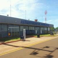 Photo taken at Aeroporto de Dourados (DOU) by Iona A. on 9/28/2012