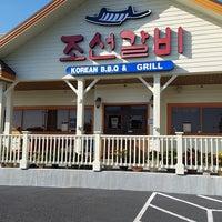 Photo taken at Cho Sun Gal Bi Korean BBQ & Sushi Bar by Stephen O. on 7/31/2016