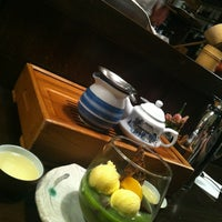 Photo taken at Cha-An Teahouse by YY on 2/26/2013