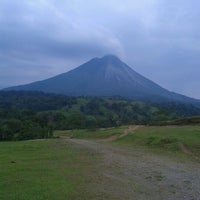Photo taken at Volcán Arenal by Mary on 4/30/2013