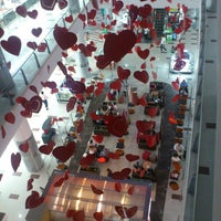 Photo taken at Centro Comercial Llanocentro by ハビエル セ. on 9/14/2013