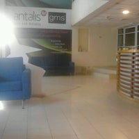 Photo taken at Antalis GMS by Diego T. on 12/12/2012