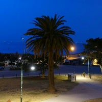 Photo taken at St Kilda by Andrey K. on 11/5/2015