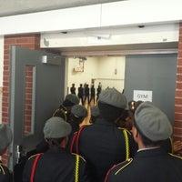 Photo taken at Waukegan High School by stu w. on 3/22/2014