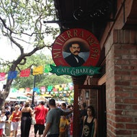 Photo taken at Mi Tierra Café y Panadería by ღDeeღ ღ. on 7/7/2013