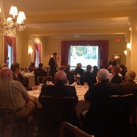 Photo taken at University Club by Kevin C. on 10/16/2013