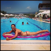 Photo taken at Kahya Resort Aqua&Spa by Натали☀️ on 5/27/2013