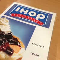 Photo taken at IHOP by Sergio B. on 12/17/2012