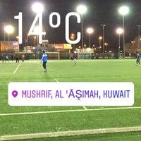 Photo taken at ملاعب كرة القدم - منطقة مشرف by HUSSAIN on 1/15/2017