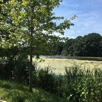 Photo taken at Van Cortlandt Park Golf Course by Xavier F. on 7/4/2016