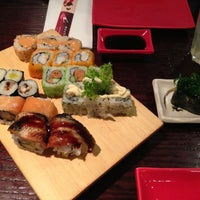 Photo taken at Moshi Moshi by Marcel t. on 7/3/2013