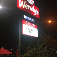 Photo taken at Wendy's by Michael D. on 3/17/2016