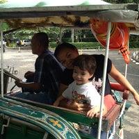 Photo taken at Taman Kencana by Brad on 4/7/2013