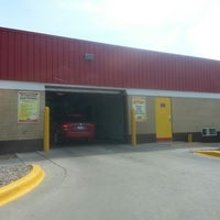 Photo taken at mister car wash by Justin S. on 8/15/2014