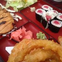 Photo taken at Kobe Japanese Restaurant by Ed on 7/18/2014