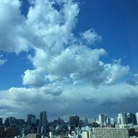 Photo taken at Rakuten Tower 1 by ungatonipon on 12/5/2014