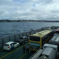 Photo taken at Ferry Ruende by Juan Pablo M. on 11/19/2012