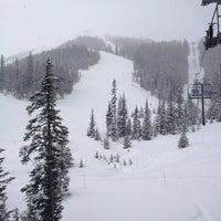 Photo taken at Big Sky Resort by deb s. on 2/28/2013
