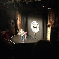 Photo taken at The Comedy Store by Charlotte on 12/8/2012