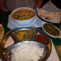 Photo taken at Nepal Restaurant Nepali & Indian Cuisine by Breanna F. on 2/3/2013