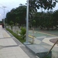 Photo taken at Siring Tendean by Riza P. on 1/21/2014