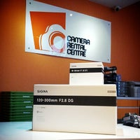 Photo taken at Camera Rental Centre by Nicholas L. on 7/2/2013