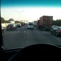 Photo taken at Interstate 95 by Anthony L. on 1/25/2013