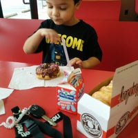 Photo taken at Shipley's Donuts by Art G. on 1/12/2015