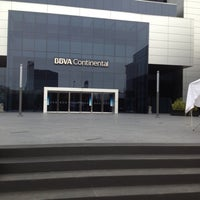 Photo taken at BBVA Continental by Dennis on 11/14/2012