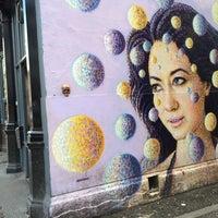 Photo taken at Mornington Crescent by Daniela on 7/13/2014